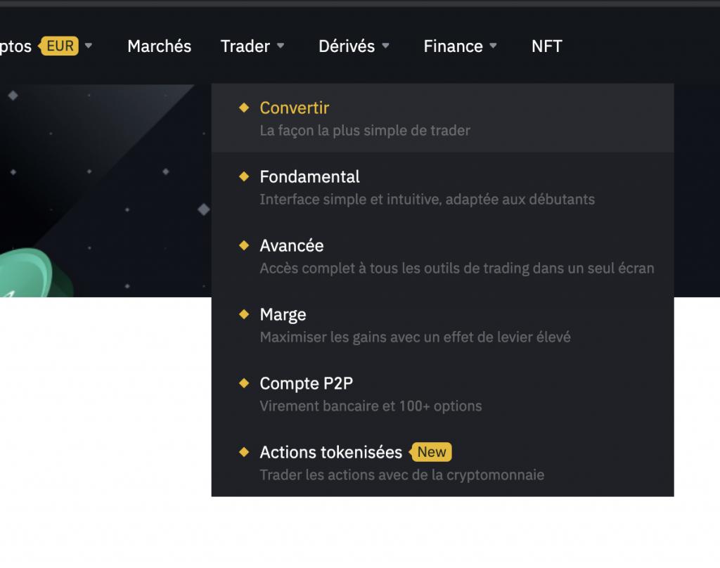 trader binance